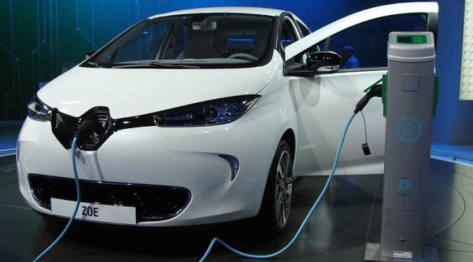 Renault ZOE sicherstes Auto seiner Klasse