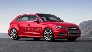 Audi A3 Sportback e-tron. Bildquelle: Audi