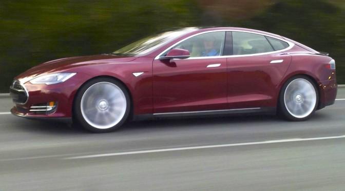 Tesla verkauft über 25.000 Model S