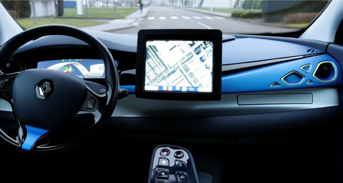 Autonomes Fahren mit Renault ZOE Next Two – Video von Renault