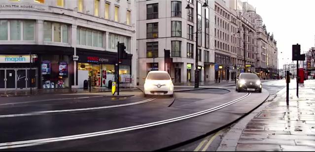 Carrerabahn im Großformat mit Renault ZOE