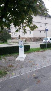 Ladesäule in Horb am Neckar (Quelle: zoe-elektrisierend.de)