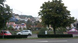 Ladesäule Parkplatz Dammstraße, Horb (Quelle: zoe-elektrisierend.de)