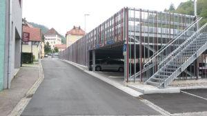 Parkhaus Wintergasse, Horb (Quelle: zoe-elektrisierend.de)