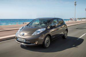 Nissan Leaf (Quelle: Nissan Deutschland)