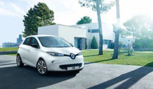 Renault ZOE (Quelle: Renault)